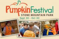 Discounts: Pumpkin Festival & Tour of Southern Ghosts at Stone Mountain Park