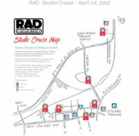 RAD Studio Cruise in Decatur on April 1, 2017