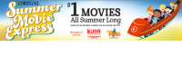 Regal Summer Movie Express in Atlanta = $1 Movies in Summer 2016
