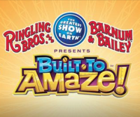 Discounts: Ringling Bros. and Barnum & Bailey's Built to Amaze at Philips Arena & the Arena at Gwinnett Center