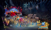 Discounts: Ringling Bros. and Barnum & Bailey's Circus Xtreme at Philips Arena in Atlanta