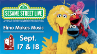 Discounts to Sesame Street Live: Elmo Makes Music at The Fox Theatre in Atlanta
