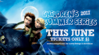 Studio Movie Grill's Children's Summer Series = $1 Movies in Alpharetta & Duluth