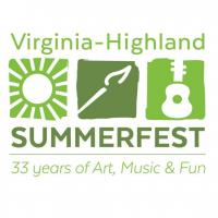 Summerfest in Virginia-Highland on June 4 & 5, 2016