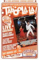 Blast-Off Burlesque's Taboo-La-La: Saturday Night Fever at Plaza Theatre on March 1, 2014