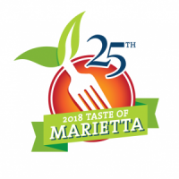 Taste of Marietta on April 29, 2018