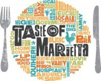 Taste of Marietta on April 27, 2014