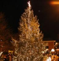Alpharetta Christmas Tree Lighting on December 2, 2017