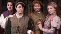 Discounts: The Two Gentlemen of Verona at The Shakespeare Tavern in Atlanta