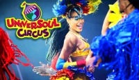 Discounts: UniverSoul Circus at the Gold Lot at Turner Field in Atlanta