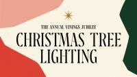 Vinings Jubilee: Christmas Tree Lighting on November 30, 2017