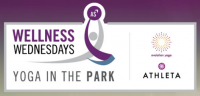 Free Wellness Wednesdays Events in Atlantic Station's Central Park