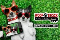 Woofstock: Pet Party in the Park in Smyrna on September 30 & October 1, 2017