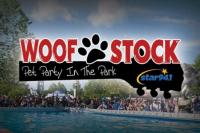 Woofstock: Pet Party in the Park at Suwanee Town Center Park on May 5 & 6, 2018